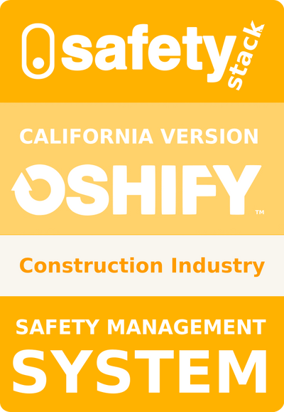 Safety Management System (SMS) - Construction Industry (California Version)