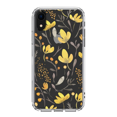 Floral Flower Phone Case - iPhone XR Case