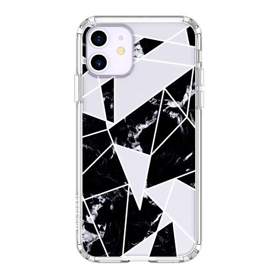 Black Marble Phone Case - iPhone 11 Case
