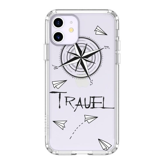 Traveller Phone Case - iPhone 11 Case