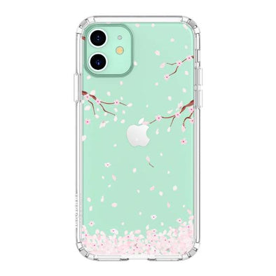 Sakura Flowers Blossom Phone Case -iPhone 11 Case