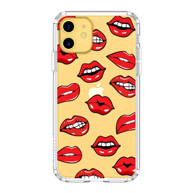 Lips Phone Case - iPhone 11 Case