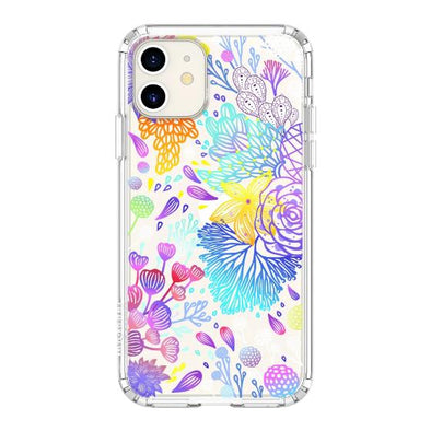 Coral Phone Case - iPhone 11 Case