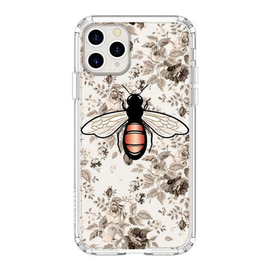 Bee Phone Case - iPhone 11 Pro Max Case