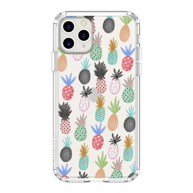 Cute Pineapple Phone Case - iPhone 11 Pro Case