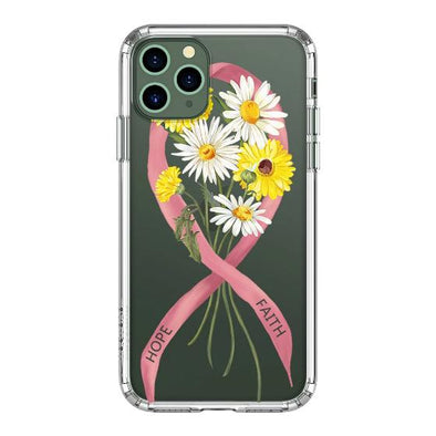 Breast Cancer Awareness Phone Case - iPhone 11 Pro Max Case