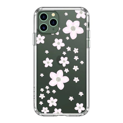 Pink Cherry Blossoms Phone Case - iPhone 11 Pro Max Case