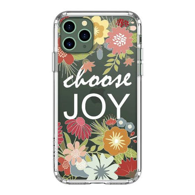 Choose Joy Phone Case - iPhone 11 Pro Max Case