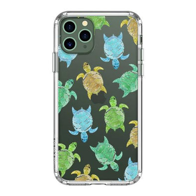 Sea Turtle Phone Case - iPhone 11 Pro Max Case