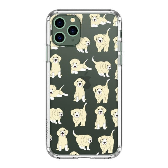 Golden Retriever Phone Case - iPhone 11 Pro Max Case