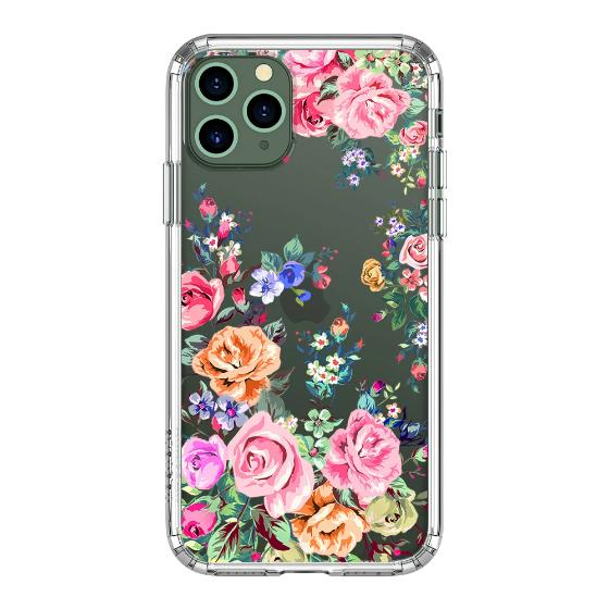 Rose Garden Phone Case - iPhone 11 Pro Case