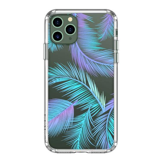 Tropical Palm Leaf Phone Case - iPhone 11 Pro Case