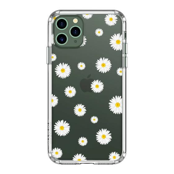 Daisy Floral Flower Phone Case - iPhone 11 Pro Case
