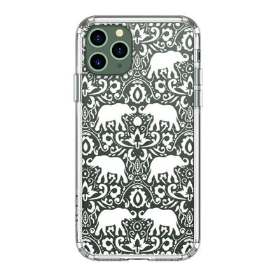 White Elephant Phone Case - iPhone 11 Pro Case