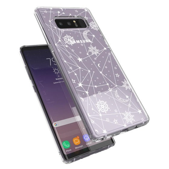 Night Sky Phone Case - Samsung Galaxy Note 8 Case