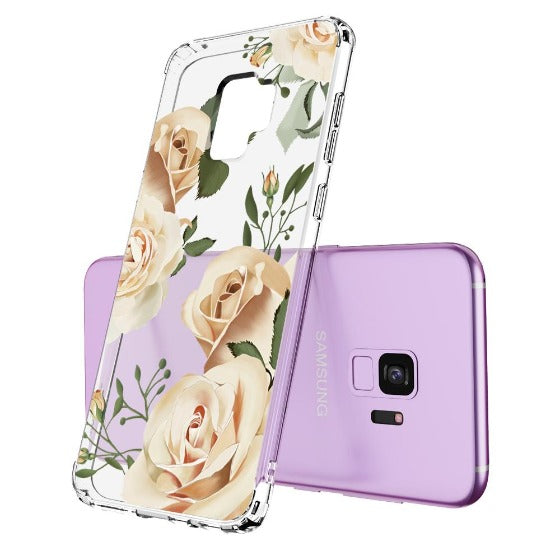 Champagne Roses Phone Case - Samsung Galaxy S9 Case