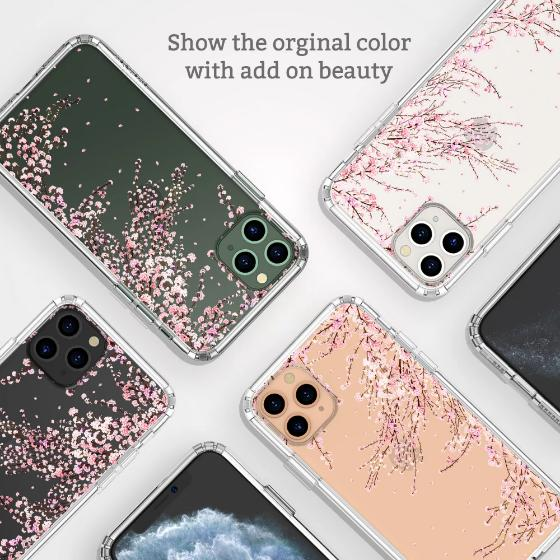 Cherry Blossoms Phone Case - iPhone 11 Pro Case