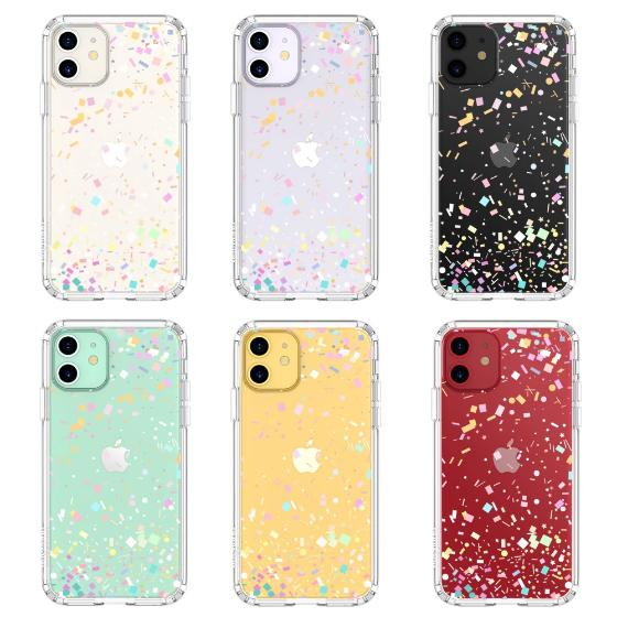 Confetti Phone Case - iPhone 11 Case