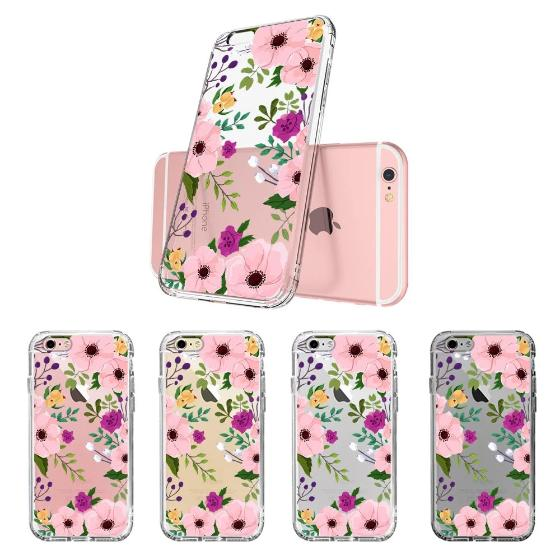 Flower Garden Floral Phone Case - iPhone 6 Plus/6S Plus Case