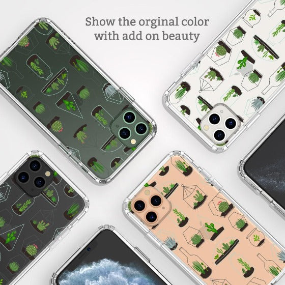 Cactus Plant Phone Case - iPhone 11 Pro Case