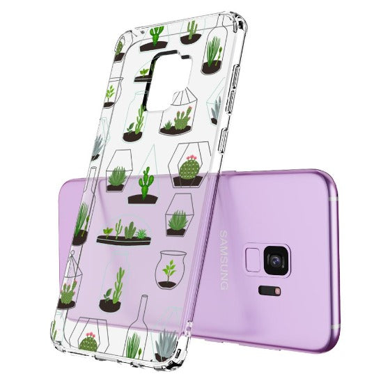 Cactus Plant Phone Case - Samsung Galaxy S9 Case