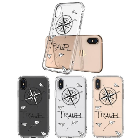 Traveller Phone Case - iPhone Xs Max Case