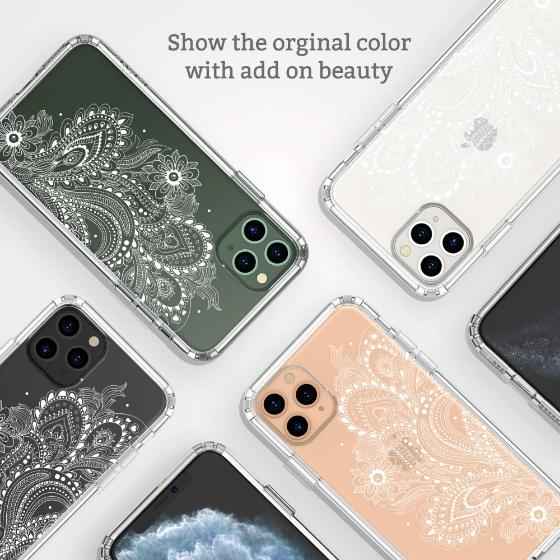 Paisley Floral Phone Case - iPhone 11 Pro Max Case