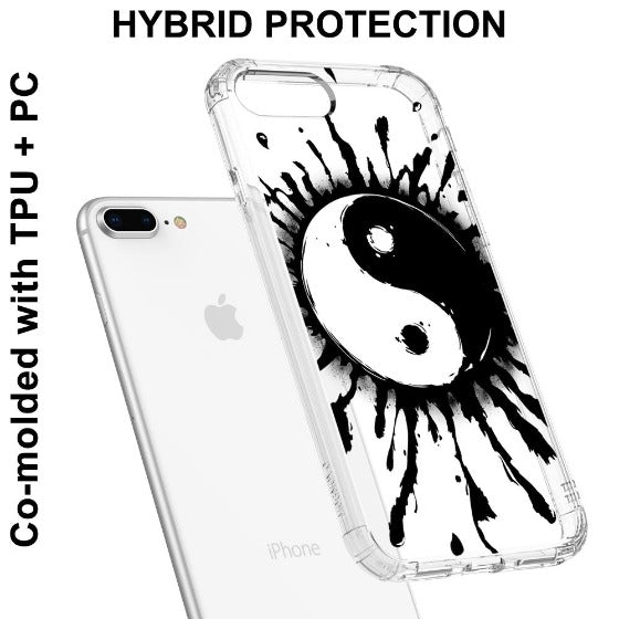 Yin Yang Phone Case -  iPhone 8 Plus Case