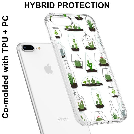 Cactus Plant Phone Case - iPhone 7 Plus Case