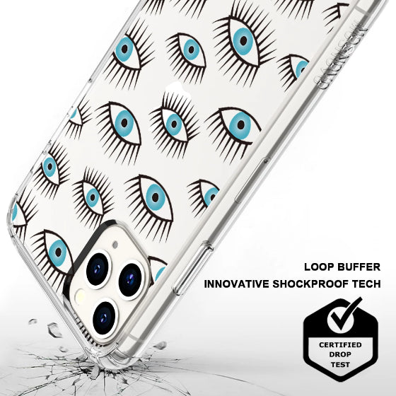 Evil Eyes Phone Case - iPhone 11 Pro Max Case