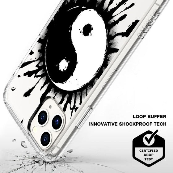 Yin Yang Phone Case -  iPhone 11 Pro Max Case