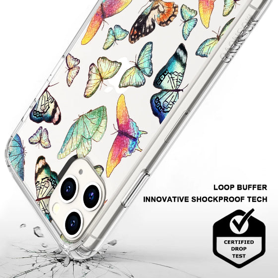 Butterfly Phone Case - iPhone 11 Pro Case