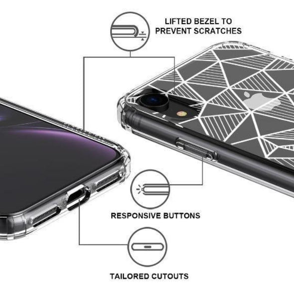 3D Bargraph Phone Case - iPhone XR Case