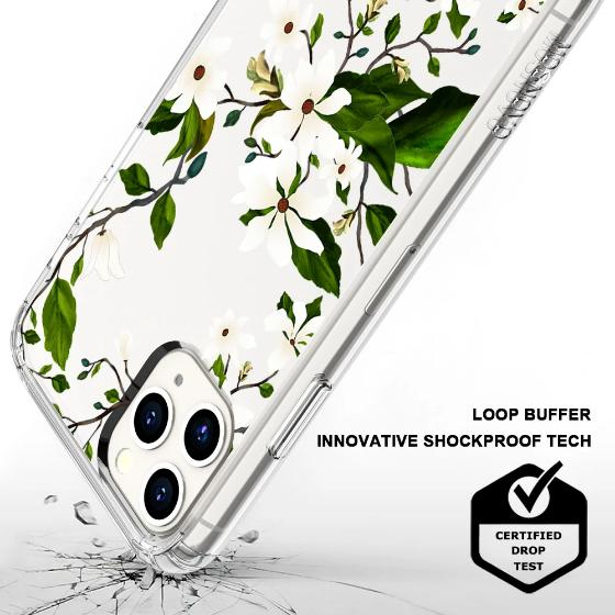 Magnolia Phone Case - iPhone 11 Pro Max Case