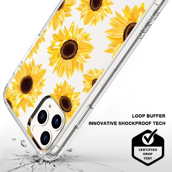 Sunflower Phone Case - iPhone 11 Pro Case