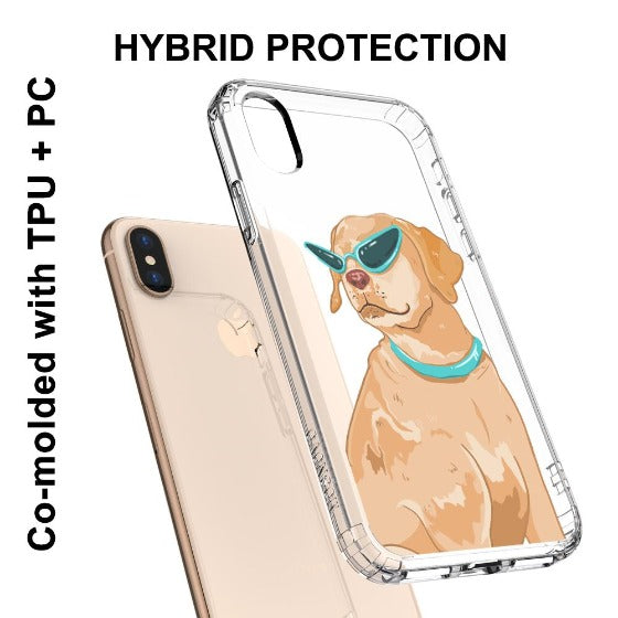 Labrador Phone Case - iPhone X Case