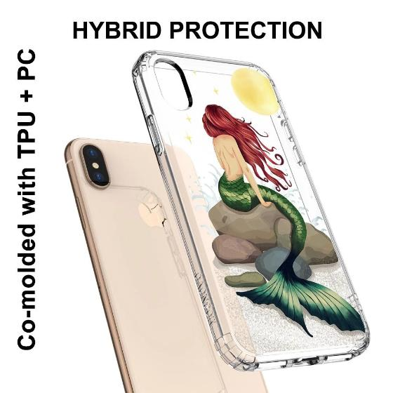 Mermaid Phone Case - iPhone Xs Max Case