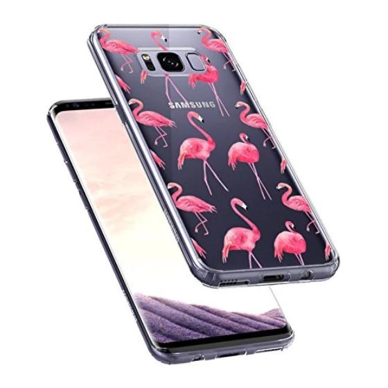 Flamingo Phone Case -Samsung Galaxy S8 Case
