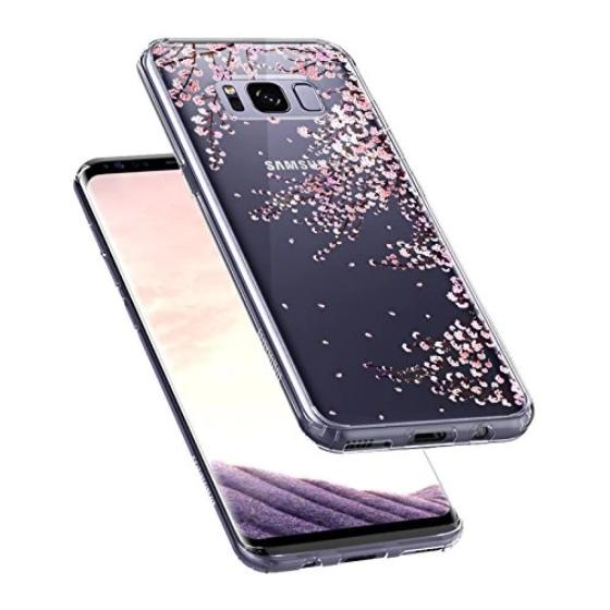 Cherry Blossoms Phone Case - Samsung Galaxy S8 Case