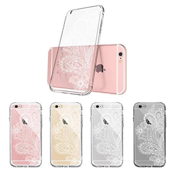 Paisley Floral Phone Case - iPhone 6 Plus/6S Plus Case