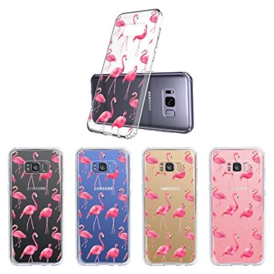 Flamingo Phone Case - Samsung S8 Plus Case