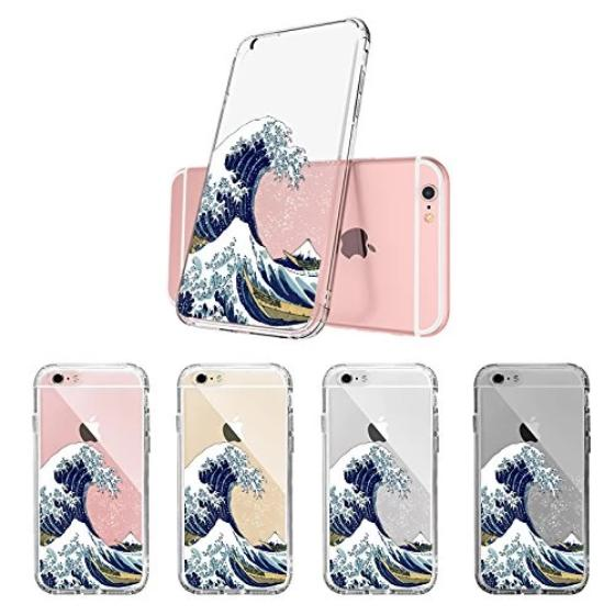 Tokyo Wave Phone Case -  iPhone 6/6S Case