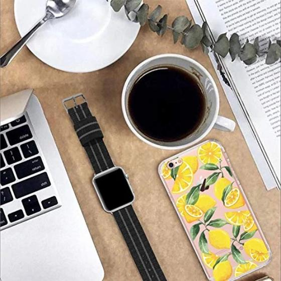 Lemon Phone Case - iPhone 6/6S Case