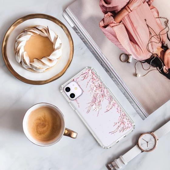 Cherry Blossoms Phone Case - iPhone 11 Case
