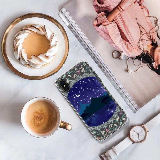 Starry Night Phone Case - iPhone XS Case
