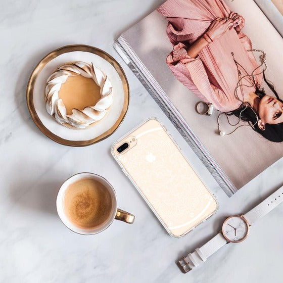 Rose Phone Case - iPhone 8 Plus Case