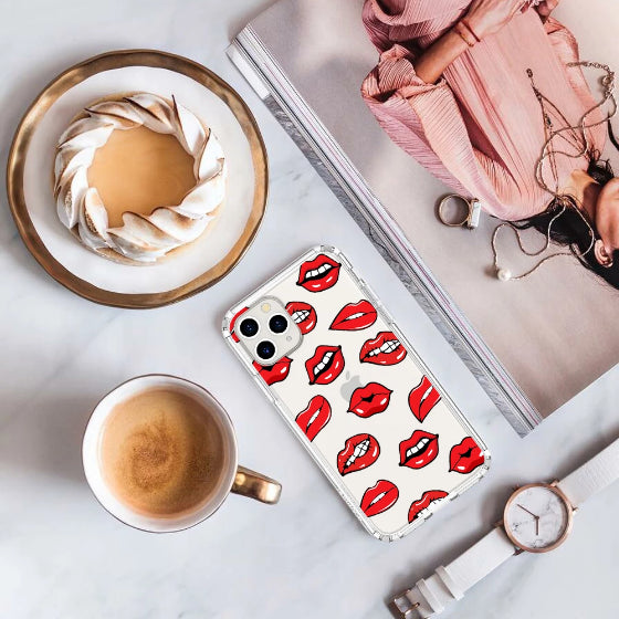 Lips Phone Case - iPhone 11 Pro Case