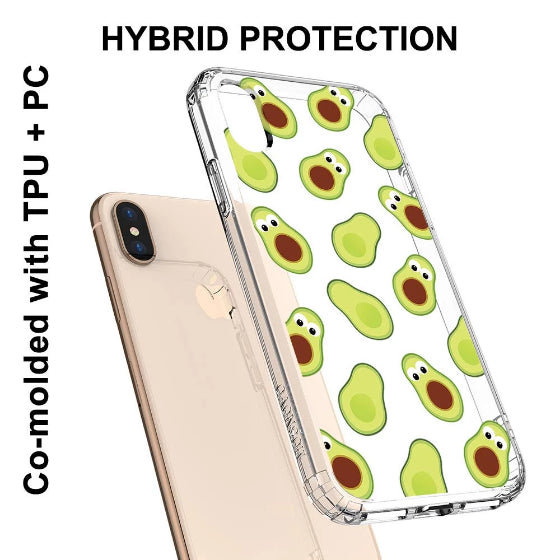Avocado Phone Case - iPhone Xs Max Case