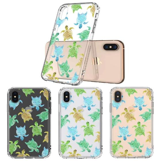 Sea Turtle Phone Case - iPhone Xs Max Case