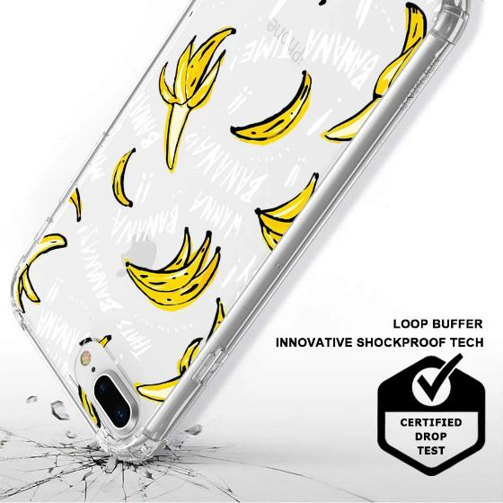 Banana Phone Case - iPhone 8 Plus Case